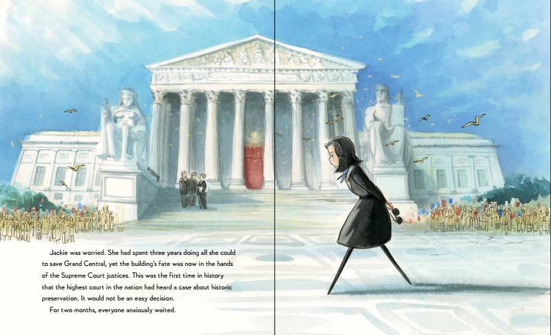 Jackie awaiting Supreme Court decision