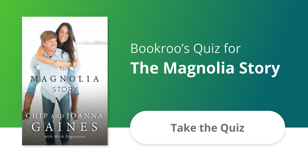 The Magnolia Story Book Quiz Bookroo