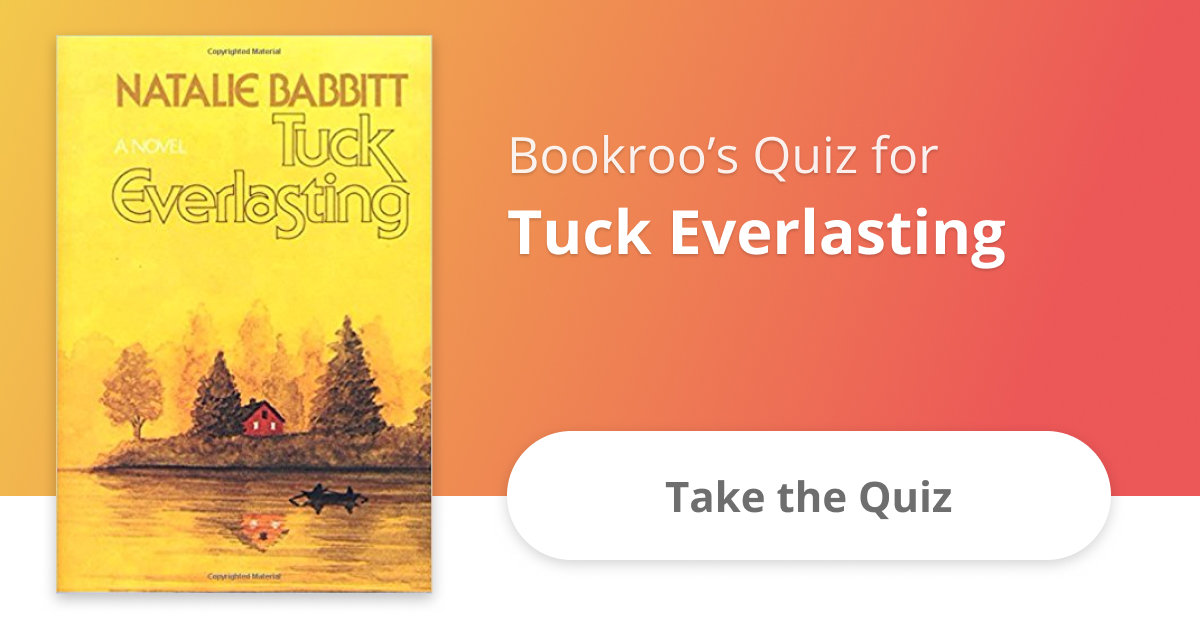 when does tuck everlasting take place